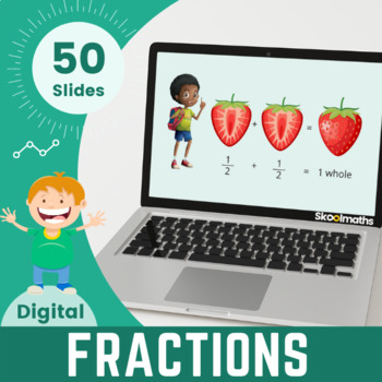 Fractions -Half & Quarters- Kindergarten, year 1