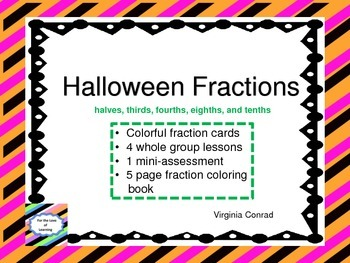 Fractions---Halloween Theme