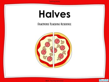 Fractions - Halves