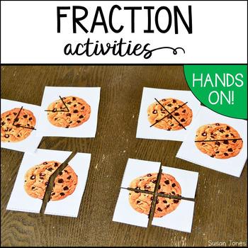 Fractions Hands On Activities