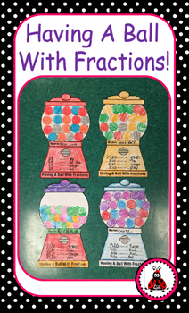 Fractions - Having A Ball With Fractions