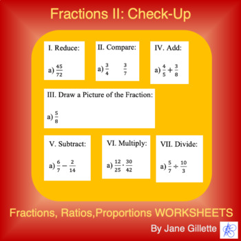 Fractions II: Check-Up
