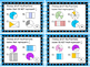Identify Fractions as Parts of a Whole Task Cards