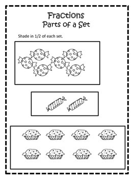 Fractions: Parts of a Set