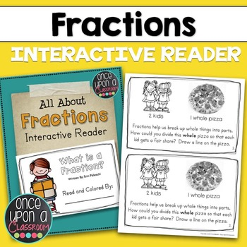 Fractions - Interactive Math Reader