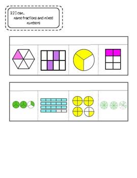 Fractions Interactive Notebook