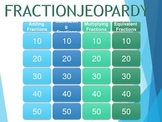 Fractions Jeopardy: Adding, Subtracting, Multiplying, & Equivalent Fractions