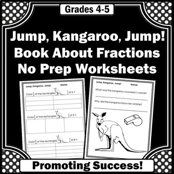 Fraction Worksheets 4th 5th Grade Common Core Math