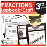Fractions Lapbook Craft