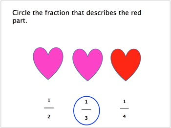 Fractions: Learning Fractions of a Set