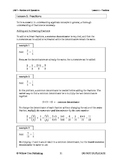 Fractions (Lesson 5 of 61)