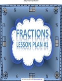Fractions Lesson Plan 1 - Hands-On Activity