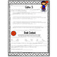 Fractions March Madness Basketball Math Application Project