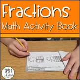 Fractions Math Activity Book