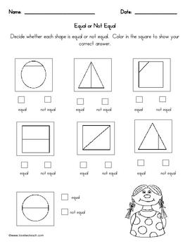 Fractions:  Math Center Fun