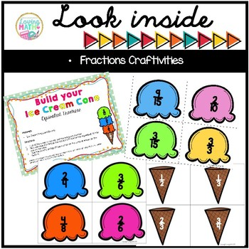 Fractions Games and Activities