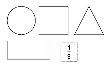 Fractions-Math Journal Activities