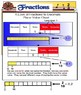 Fractions Math PDF File - 58 Pages