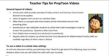 Common Core Math-Fractions