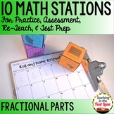 Fractional Parts Stations