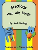 Fractions Math with Energy