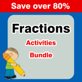 Fractions {Mega Bundle}