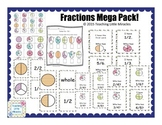 Fractions Mega Pack!