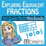 Fractions Mini-Bundle: Equivalent Fractions (CCSS)