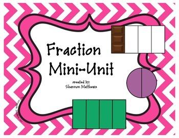 Fractions Mini Unit