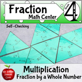 Fractions Multiplication of a Fraction by a Whole Number