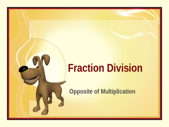 Fractions-Multiply / Divide