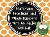 Fractions: Multiplying by Whole Numbers