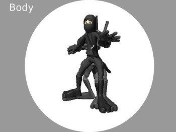 Fractions Ninja Theme