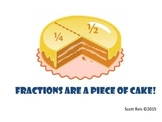 Fractions Notes (Adding, Subtracting, Multiplying & Dividing)
