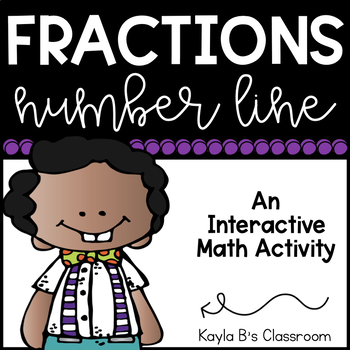 Fractions Number Line