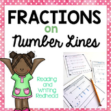 Fractions Number Line Practice