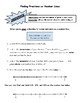 Fractions & Number Lines ~ Pack of 3 Lessons!