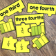 Fractions Number Puzzles