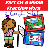 Fractions Of A Set Google Slides (Read Aloud included)