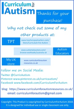Fractions Of Numbers BUNDLE Autism Independent Work Tasks