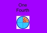 Fractions: One Fourth