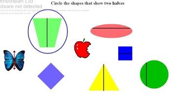 Fractions: One Half