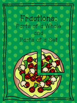 Fractions- Part of a Whole and Parts of a Set