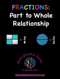 Fractions: Part to Whole Relationship