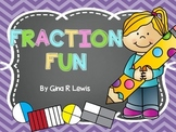 Fractions: Parts of a Whole and Mixed Numbers