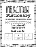 Fractions Pictionary
