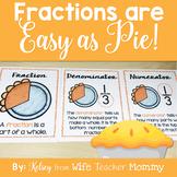 Thanksgiving Fractions Worksheets