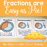 Pi Day Fractions Worksheets, Posters, and Activities
