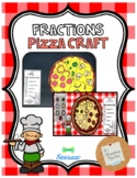 Fractions Pizza Craft (Digital Option)