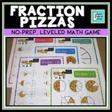 Fractions Pizza RACE